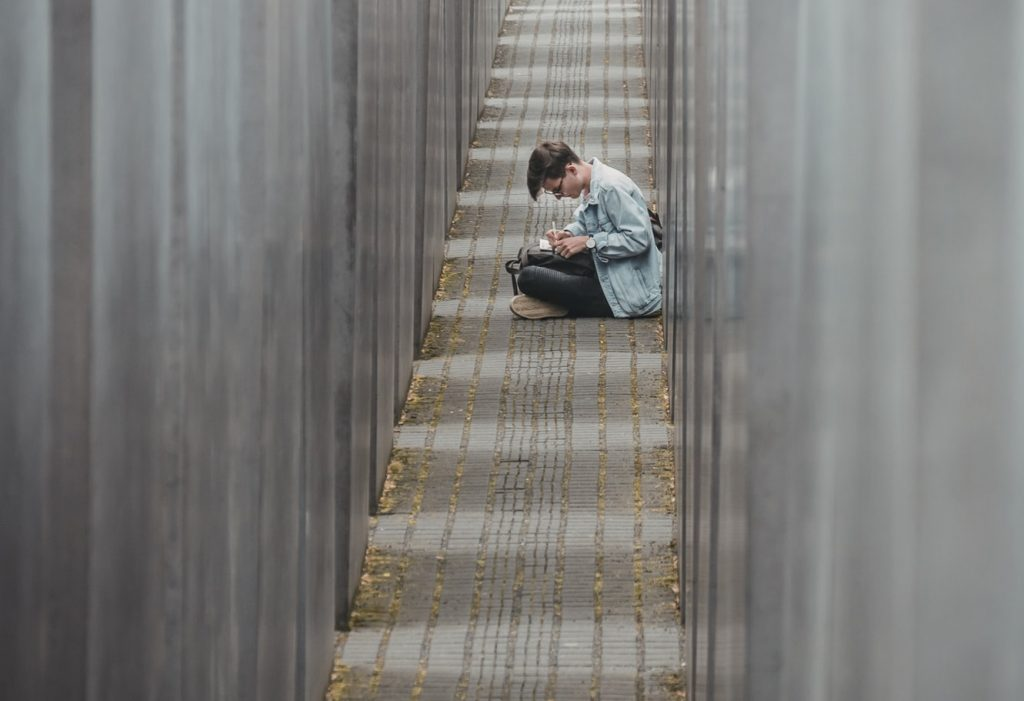 Writing leads to a corridor of thoughts and opportunities which can show the way forward during career uncertainty