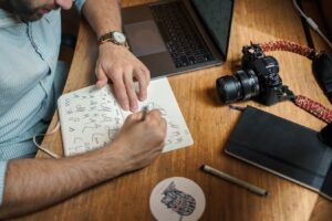 Fall in love with learning when you change careers into freelancing