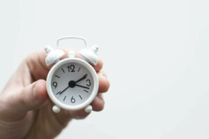 Examining one's relationship with time may also be a part of how can you change careers out of consulting